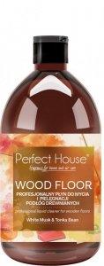 BARWA Perfect House Wood Floor Profesjonalny Płyn do mycia podłóg drewnianych  500ml