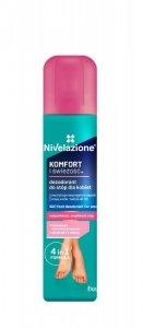 Farmona Nivelazione Stopy Dezodorant do stóp 4w1 dla kobiet Komfort i Świeżość  180ml