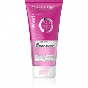 Eveline Facemed+ Hialuronowy żel do mycia twarzy 3w1  150ml