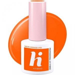Hi Hybrid Lakier hybrydowy nr 110 Neon Orange  5ml