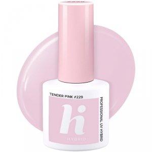 Hi Hybrid Lakier hybrydowy nr 229 Tender Pink  5ml