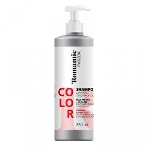Romantic Professional Szampon do włosów Color  850ml
