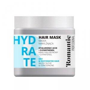 Romantic Professional Maska do włosów Hydrate  500ml