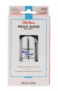 Sally Hansen Odżywka-top do paznokci nabłyszczająca Mega Shine  13.3ml