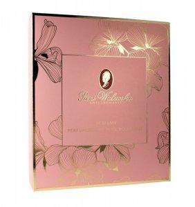 Miraculum Zestaw prezentowy Pani Walewska Sweet Romance (perfumy 30ml+płyn do kąpieli 500ml)