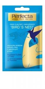 Perfecta Azjatycka Maska na tkaninie Bird's Nest  1szt