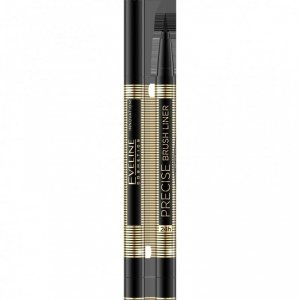 Eveline Precise Brush Liner Eyeliner czarny 24h 1szt