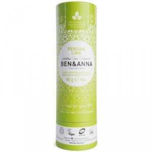 Ben&Anna Naturalny Dezodorant Persian Lime 60G