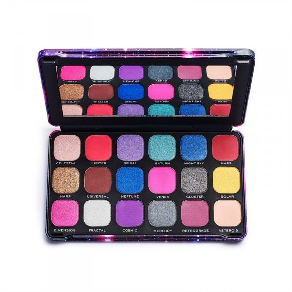 Makeup Revolution Paleta cieni do powiek Forever Flawless Constellation 1szt