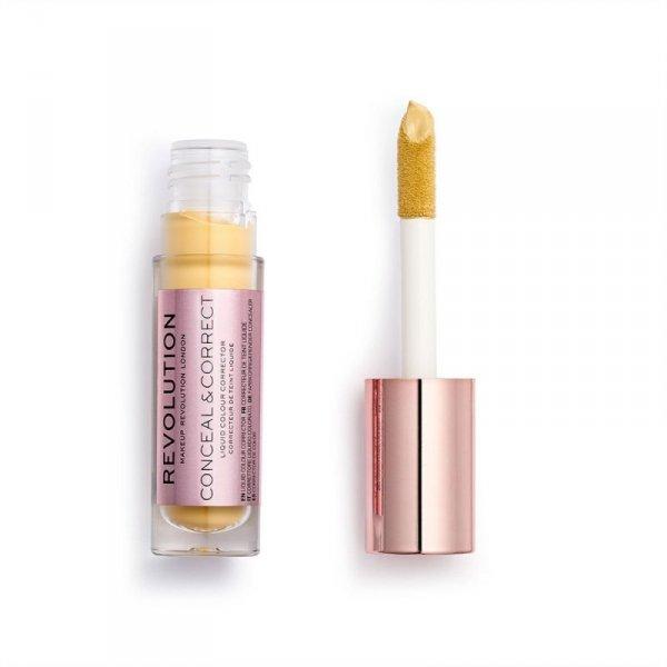 Makeup Revolution Conceal and Correct Banana Deep, 1 szt.