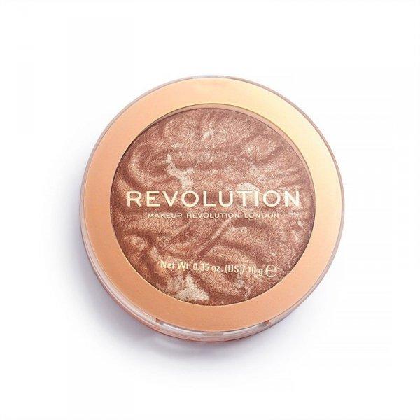 Makeup Revolution Rozświetlacz Reloaded Time To Shine
