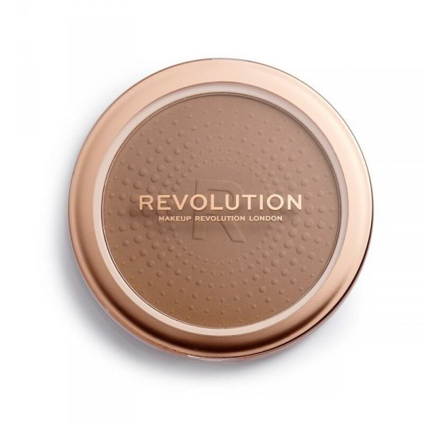 Makeup Revolution Bronzer do twarzy i ciała Mega Bronzer 02 Warm