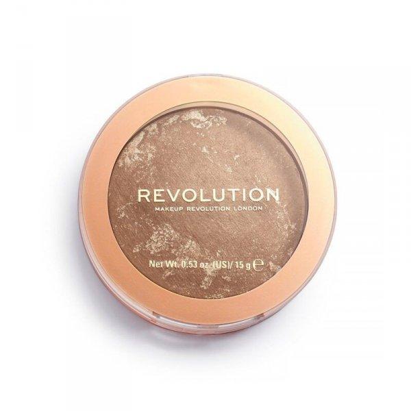 Makeup Revolution Bronzer Reloaded Spiekany Bronzer do twarzy Take a Vacation 15g