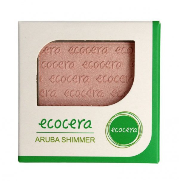 ECOCERA Puder rozświetlający ARUBA  10g