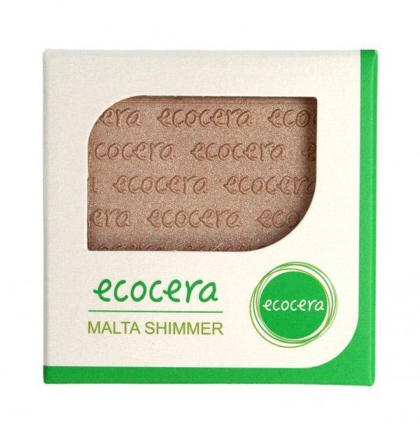 ECOCERA Puder rozświetlający MALTA  10g