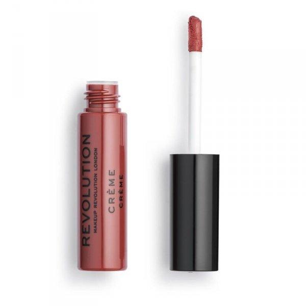 Makeup Revolution Gone Rouge 124 Pomadka do ust w płynie Creme  1szt