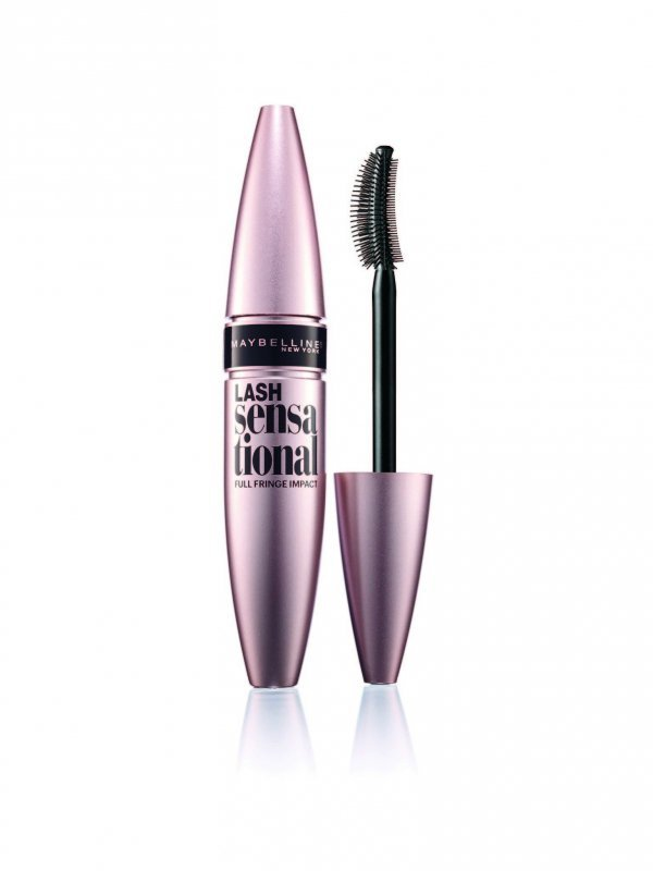 Maybelline Mascara Lash Sensational Very Black wodoodporna  9.5ml