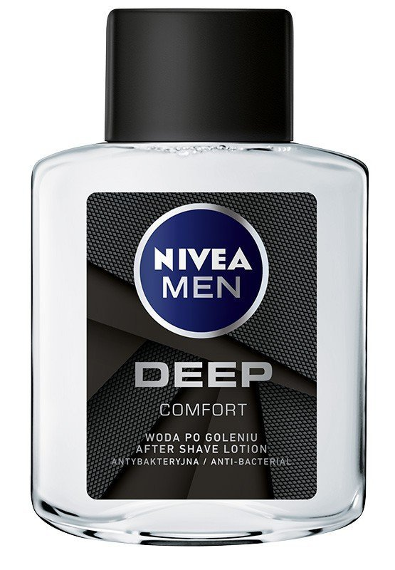 NIVEA MEN Woda po goleniu DEEP COMFORT 100ml