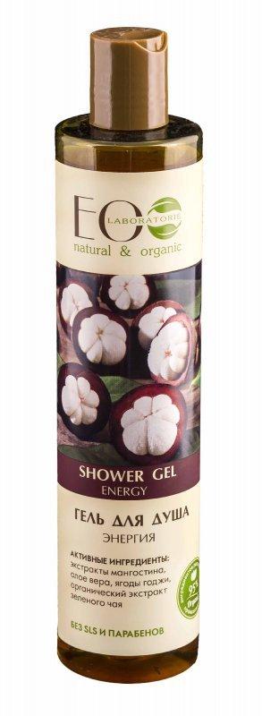 EOLaboratorie Shower Gel Żel pod prysznic energetyzujący  350ml