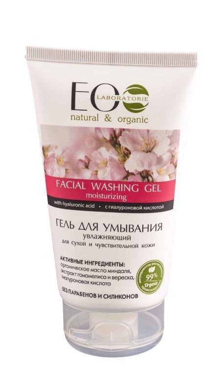 EOLaboratorie Facial Żel nawilżający do mycia twarzy - cera sucha i wrażliwa  150ml
