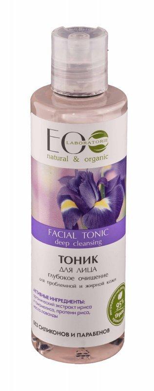 EOLaboratorie Facial Tonik oczyszczający do twarzy - cera tłusta i problematyczna  200ml