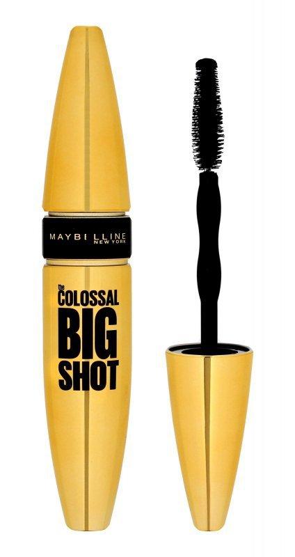 Maybelline Mascara Colossal Big Shot  Daring Black  9.5ml