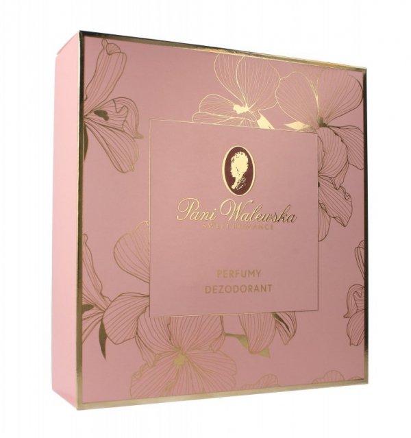 Miraculum Zestaw prezentowy Pani Walewska Sweet Romance (perfumy 30ml+dezodorant spray 90ml)