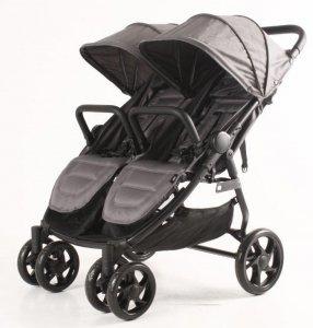 Wózek dla bliźniąt XINN Twin Deluxe Anthracite