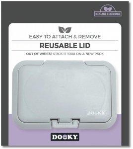 Pokrywka Dooky do mokrych chusteczek ( 12 box)