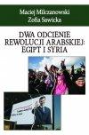 Dwa odcienie rewolucji arabskiej: Egipt i Syria
