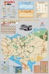 Stalin's War - Mounted Mapboard