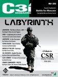 C3i Magazine Issue #25 - Battle for Moscow, 1941