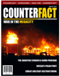 COUNTERFACT #9 War in the Mega-City