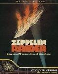 Zeppelin Raider Imperial German Naval Airships