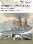 Niemieckie pancerniki 1914-1918 (2). Typy Kaiser, König i Bayern