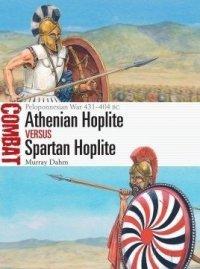 COMBAT 53 Athenian Hoplite vs Spartan Hoplite