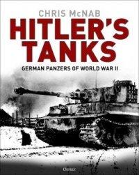 Hitler's Tanks Hardback