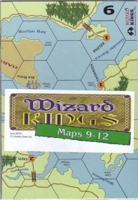 Wizard Kings: Map Pack 3 (9-12)