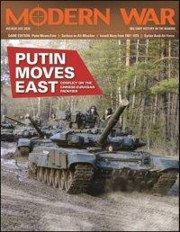 Modern War #50 Putin Moves East