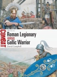 COMBAT 55 Roman Legionary vs Gallic Warrior