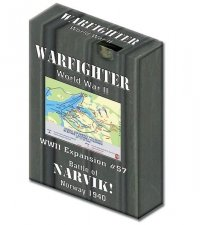 Warfighter WWII - Expansion #57 Battle of Narvik