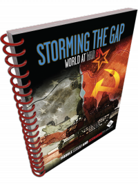 World at War 85 Storming the Gap Rules Book