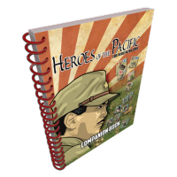 LnLT: Heroes of the Pacific: Companion