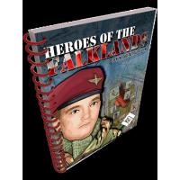 LnLT: Heroes of the Falklands: Companion