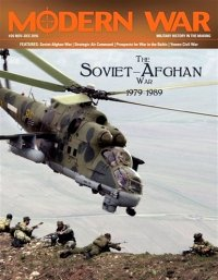 Modern War #26 The Soviet-Afghan War 1979-1989