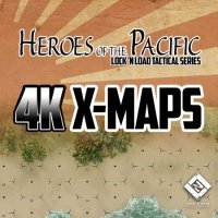 LnLT: Heroes of the Pacific: 4K X-Maps