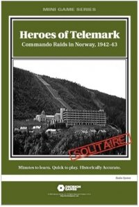 Mini-Game Heroes of Telemark: Commando Raids in Norway, 1942-43