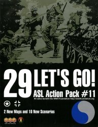 ASL Action Pack 11 - 29 Let's Go!
