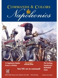 Commands & Colors Napoleonics, 4th printing