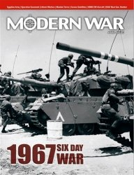 Modern War #4 1967 Six Day War